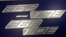 """EBBTIDE boat Emblem 44"""" + FREE FAST delivery DHL express"""