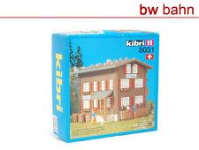 """Kibri H0 Bausatz 8031 Haus """"Ernen"""" Alpen-Wohnhaus Schweiz Neu"""