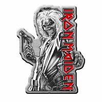 Iron Maiden Killers Album Cover Logo Lapel Pin [Metal / Enamel] Rock Memorabilia