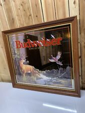 Budweiser Collectible Breweriana Mirrors For Sale Ebay