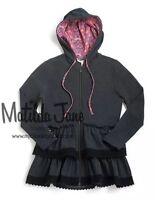 Matilda Jane Wise And Wonderful Jacket Sweater Hoodie Women's  Size Small New
