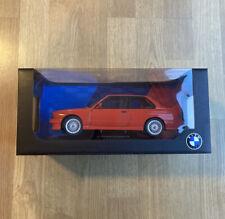Ronnie Fieg Kith X BMW M3 E30 1:18 Scale Die-Cast Replica Car In Hand Ships ASAP