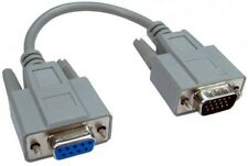 VGA 9-pin Monitor Adapter Kabel, Connect Ältere Zu PC 15-pin