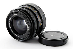 [EXCELLENT+++] Minolta M-ROKKOR 28mm f2.8 Lens For CLE from Japan