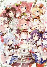 New Import Is the Order a Rabbit? TV anime official guide book Miracle Blend JPN