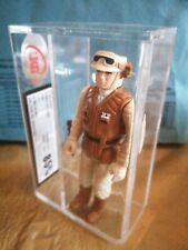 Vintage Star Wars NICE Freshly Graded Rebel Soldier Figure Complete UKG 85%