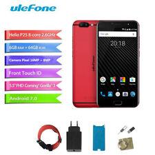 Ulefone-T1 5.5'' 6GB MODEL UNLOCK 4G LTE 64GB SMART PHONE ANDROID 3680mAh cd