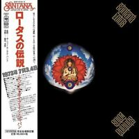 New SANTANA-LOTUS-JAPAN 3 7INCH MINI LP SACD HYBRID Ltd/Ed U00