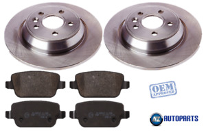 EBC Front Brake Kit Discs /& Pads for Ford S-Max 1.8 TD 2006-2011