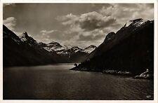 CPA NORWAY Norwegen. Im Fjord (340152)