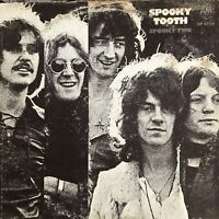 """SPOOKY TOOTH - Spooky Two LP (1st US """"PITMAN"""" Pressing on brown A&M)"""