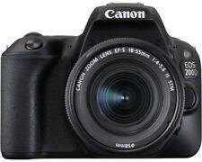 Canon EOS 200D Spiegelreflex EF-S 18-55mm f/4-5,6 IS STM 24,2 MP WIFI NEU OVP