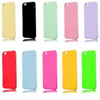 Shockproof Glossy Slim Case Silicone Protective Cover For Apple iPhone SE 2020