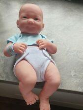 Lifelike New Born Realistic Baby Boy Doll