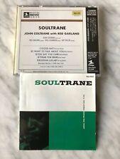 John Coltrane Soultrane CD MADE IN JAPAN 1985 Prestige VDJ-1502 MONO! VERY RARE!