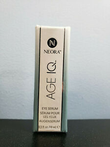 Neora Age IQ Eye Serum 0.3 oz New in Box Sealed! New Nerium Packaging! Exp 12/22
