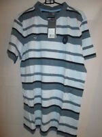 Manchester City Player Issue Light Blue Polo Football T Shirt Large BNWT /she