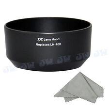 Jjc lens Hood sombra para Olympus M. Zuiko Digital 45 mm 1:1 .8 Negro como LH-40B