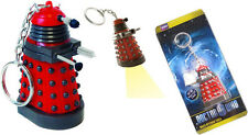 Doctor Who: Dalek  Shaped LED Key Chain Torch - New & Official In Sealed Pack