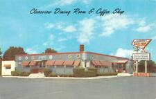 Elizabethtown, Pa Pennsylvania Clearview Dining Room~Coffee Shop Chrome Postcard
