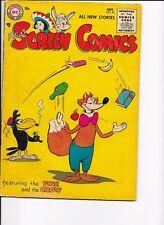 Real Screen Comics  #90