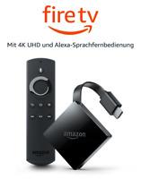 AMAZON FIRE TV BOX 3 | 4K UHD & HDR | KODI 17.6 | VAVOO | SKYGO