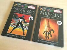 Secret Wars Part 2 / Wolverine - Marvel Ultimate Graphic Novel Collection Lot #4