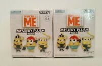 DESPICABLE ME Minion Plush Series 1 Blind Box Lot of 2, NEW