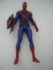 """10"""" SPIDERMAN  POSEABLE ACTION   FIGURE   LIGHTS AND SOUNDS"""