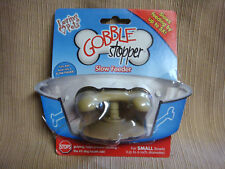 "GOBBLE STOP Slow Feeder Aid for Dog Dish up to 6"" diameter"