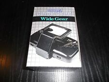 sega wide gear game gear neuf new neu