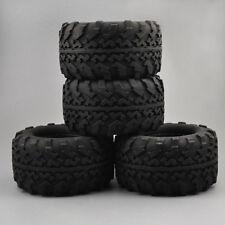 4 X Rc Big Foot Tires 26403 wheel Rim Set for 1/8 Truck Car Accessories Traxxas