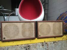 Vintage AR-2ax Acoustic Suspension Speakers work great
