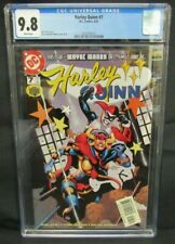 Harley Quinn #7 (2001) Dodson Big Barda Cover DC CGC 9.8 X664