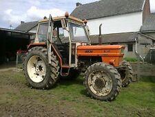 Fiat 1000 Super & 1000dt Super Tractor Parts Manual