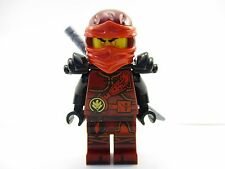 "NEW LEGO - Kai, Hands of Time (70627) Ninjago ""Dragon's Forge"" Minifigure"