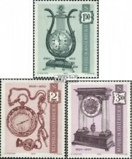 Oostenrijk 1344-1346 First Day Cover 1970 Oud Horloges
