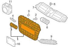 Audi A6 Avant C7 Paraurti Anteriore Radiatore Griglia 4G0853651AB 1RR Nuovo Vera