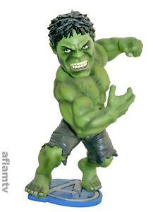 Marvel Avengers Incredible Hulk Statue Figure Toy NECA Bobblehead Headknocker