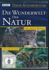 Die Wunderwelt der Natur - Die grossen Wälder + Der Dschungel (DVD)