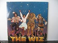 THE WIZ Original Soundtrack Double Vinyl LP MOTOWN/MCA + Inserts FREE UK POST