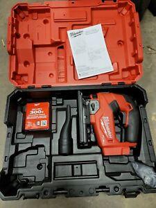 Milwaukee 2737-20 M18 FUEL  D-Handle Jig Saw - Bare Tool& HARD CASE FREESHIP NEW
