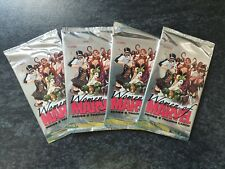 Woman Of Marvel Series 2 Trading Cards X 4 Sealed Boosters