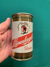 New ListingClean Leinenkugel's V1 - Red Face flat Top beer can