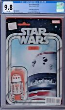 STAR WARS # 13 Action Figure Variant Cover CGC 9.8 Marvel 2015