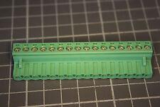 Stecker PHOENIX CONTACT MSTB2,5 /16 ST 250V 10A