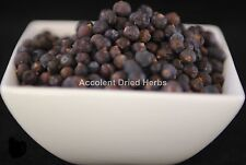 Dried Herbs: JUNIPER BERRIES  Juniperus communis    250g