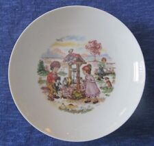 AK Kaiser W Germay Child's Porcelain Bowl Norman Meredith Mint
