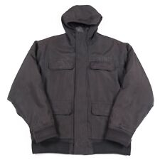 VGC SOUTHPOLE Quilted Jacket | Men's L | Vintage Retro Zip Padded Hooded Hood