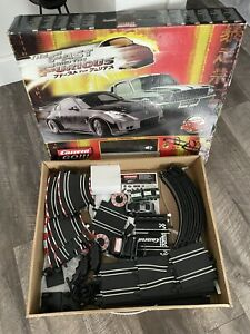 Carrera Go The Fast And The Furious  Slot- Racing set 1:43 Scale Very Very Rare
